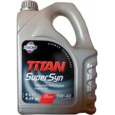 TITAN Supersyn LONGLIFE 0W-40