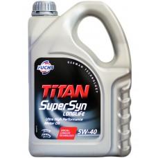 TITAN SUPERSYN Longlife 5W-40