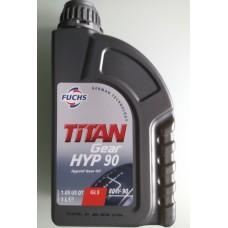 TITAN GEAR HYP LD 80W-90